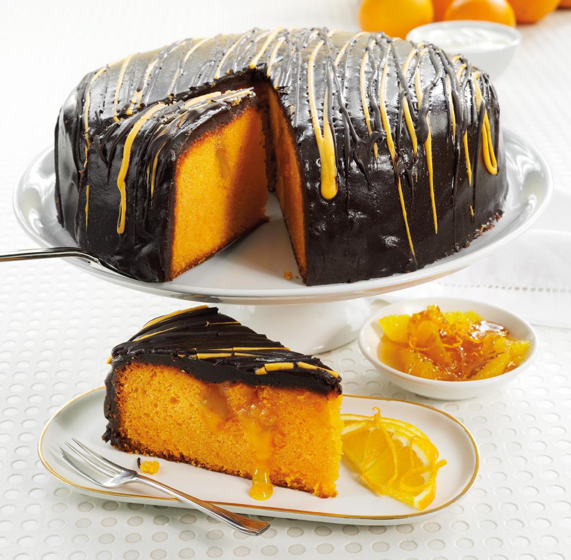 Cake Sans Gluten Fruit