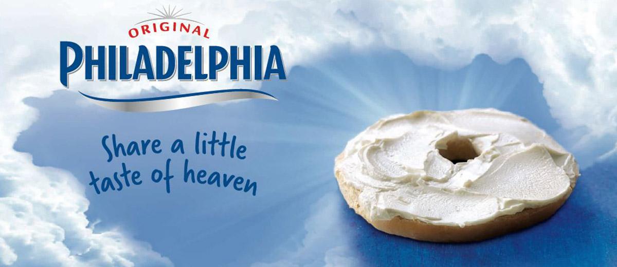 Philadelphia, share a little taste of heaven
